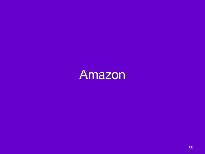 Amazon 55
