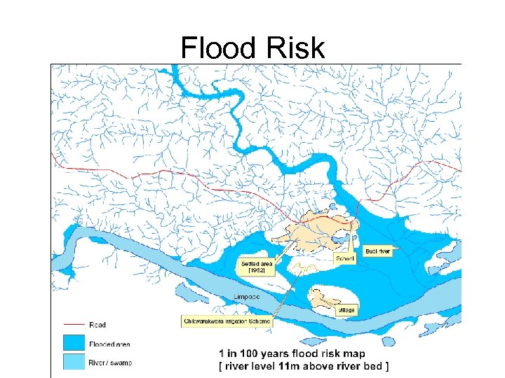 Flood Risk