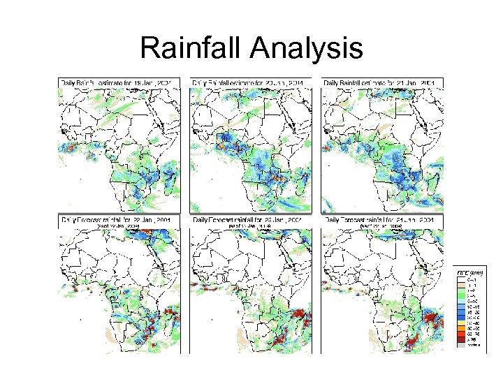 Rainfall Analysis