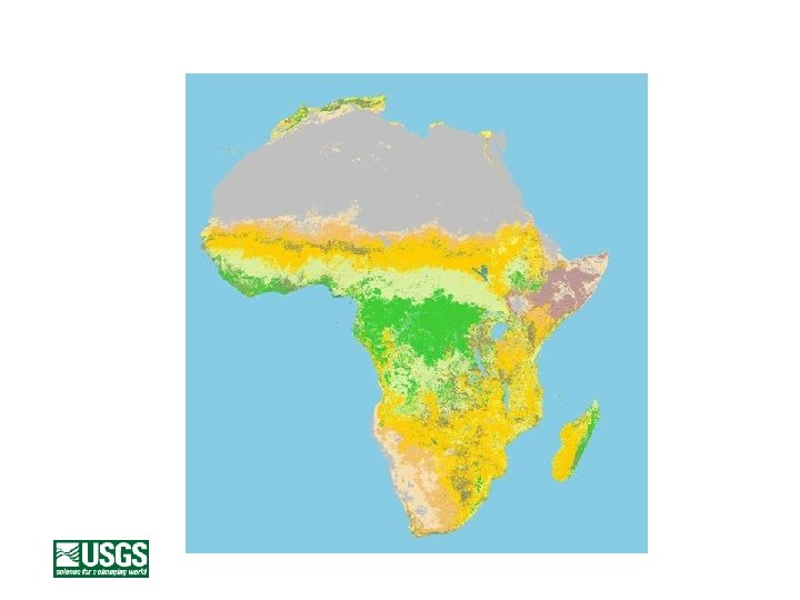 USGS Global Land Cover Characteristics