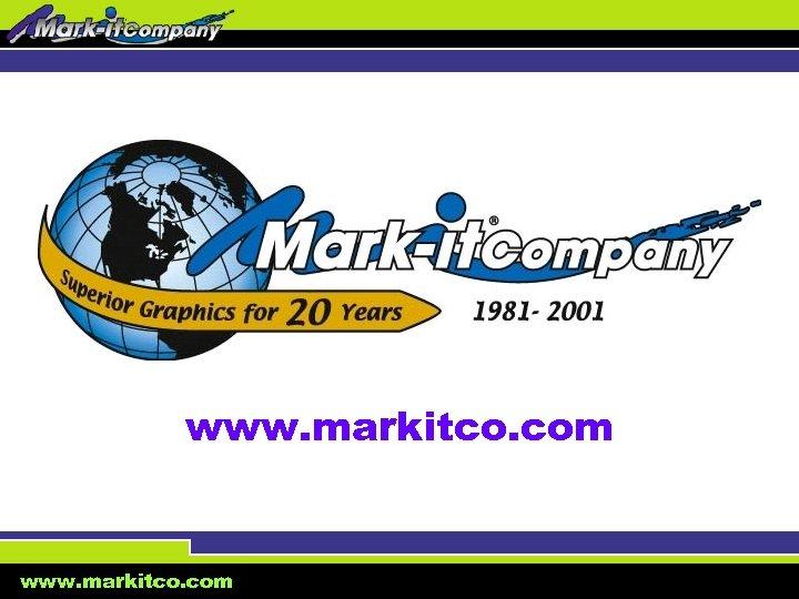 www. markitco. com