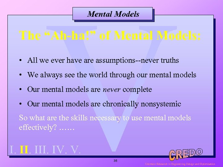 the five forces influence mental models mind sets Five forces influence the five forces are: environmental, heredity, education, genetic, and past experiences these forces can influence mental models and mindsets in many ways some examples of mental models and mindsets are: customer -centric, business-centric, personal centric and innovative centric.