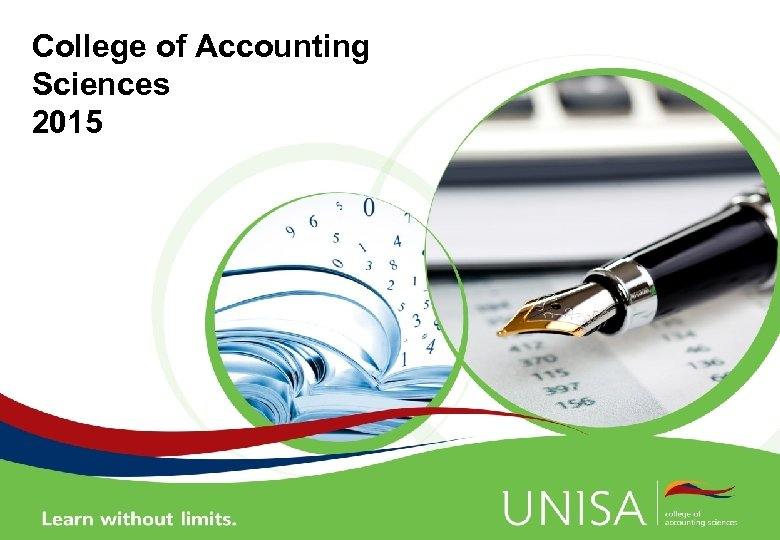 College of Accounting Sciences 2015