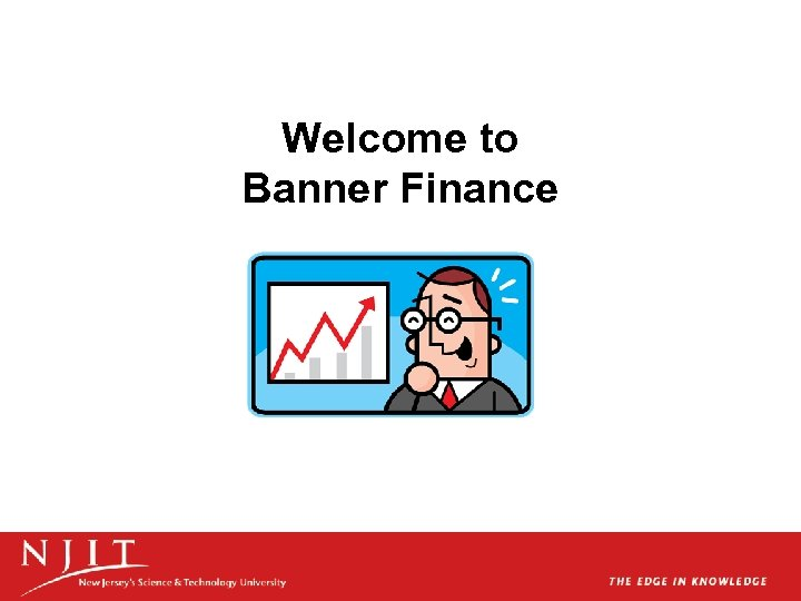 Welcome to Banner Finance