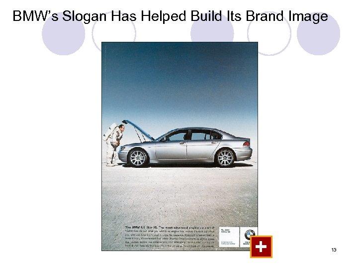 BMW's Slogan Has Helped Build Its Brand Image + 13