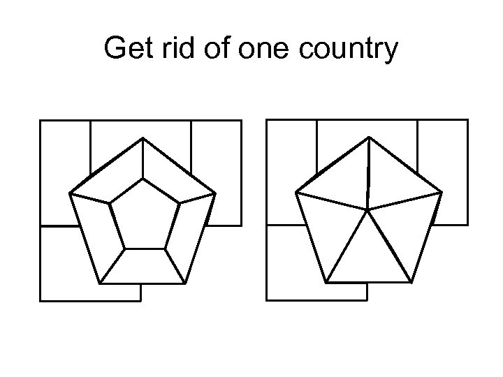 Get rid of one country