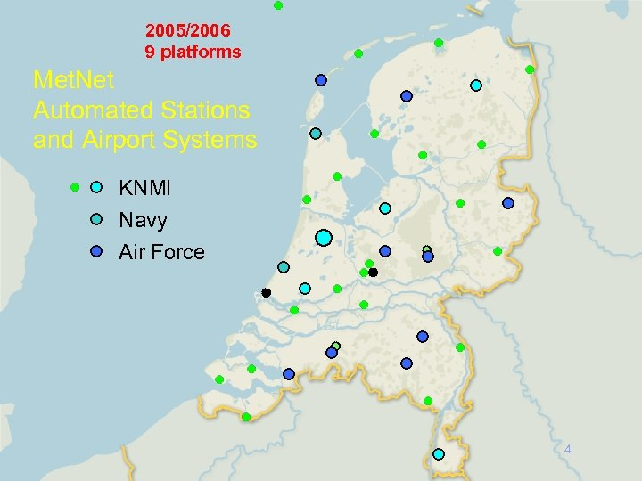 The New Meteorological Observation Network In The Netherlands