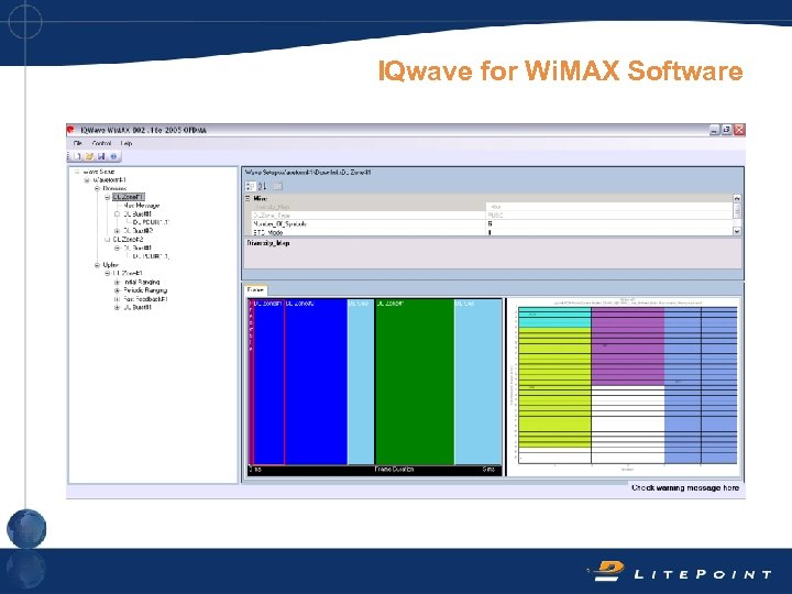 IQwave for Wi. MAX Software