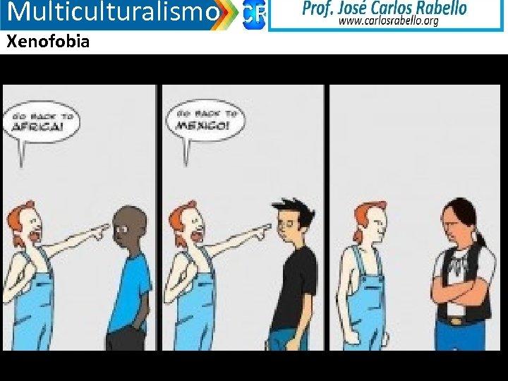 Multiculturalismo Xenofobia 3/18/2018