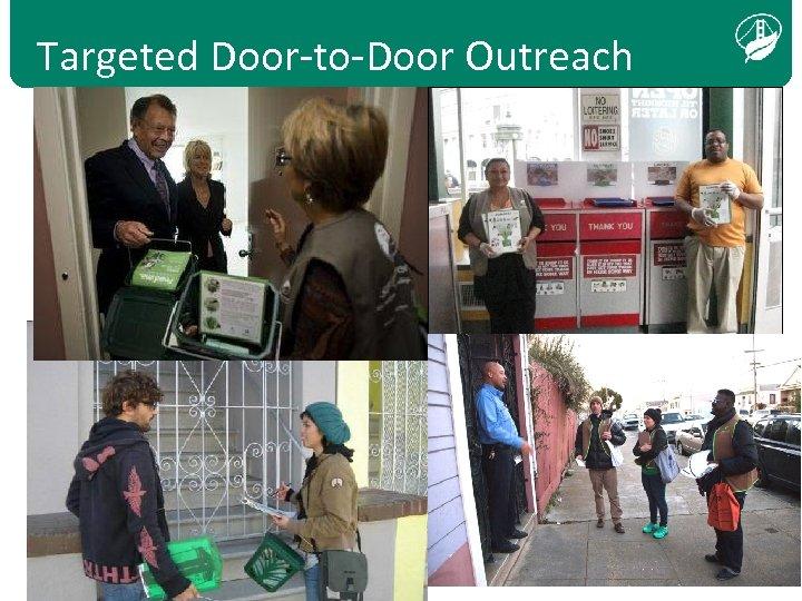 Targeted Door-to-Door Outreach