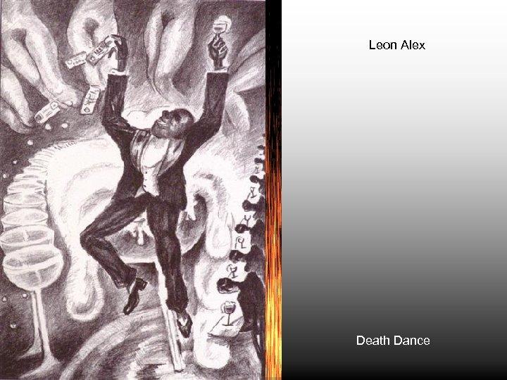 Leon Alex Death Dance