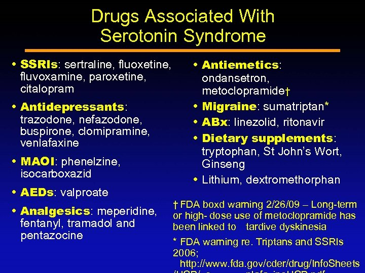 lorazepam dose for serotonin syndrome