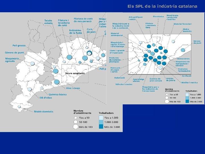 Els SPL de la indústria catalana
