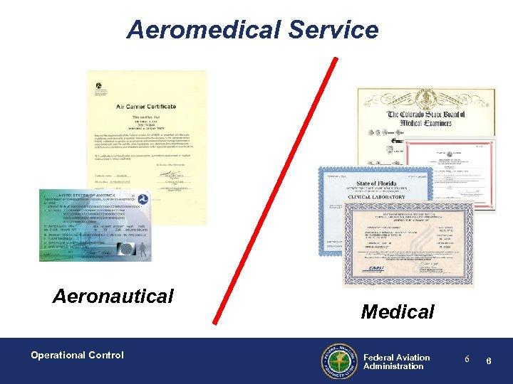 Aeromedical Service Aeronautical <Presentation Control Operational Title – Change on Master Slide> <Date of