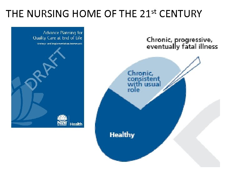 THE NURSING HOME OF THE 21 st CENTURY