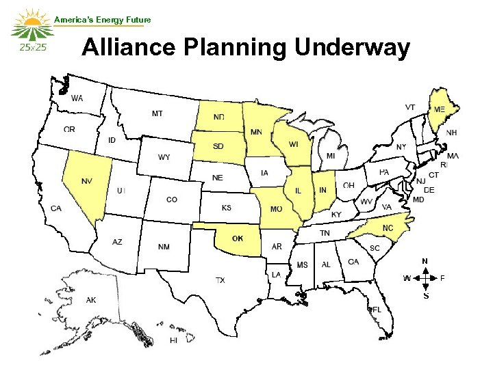 America's Energy Future Alliance Planning Underway