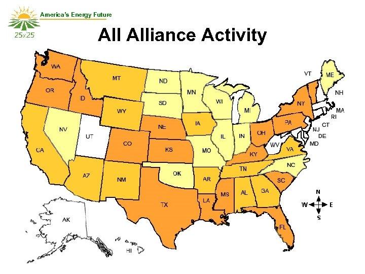 America's Energy Future Alliance Activity
