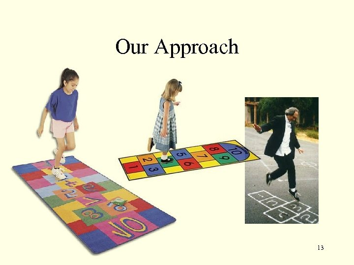 Our Approach 13