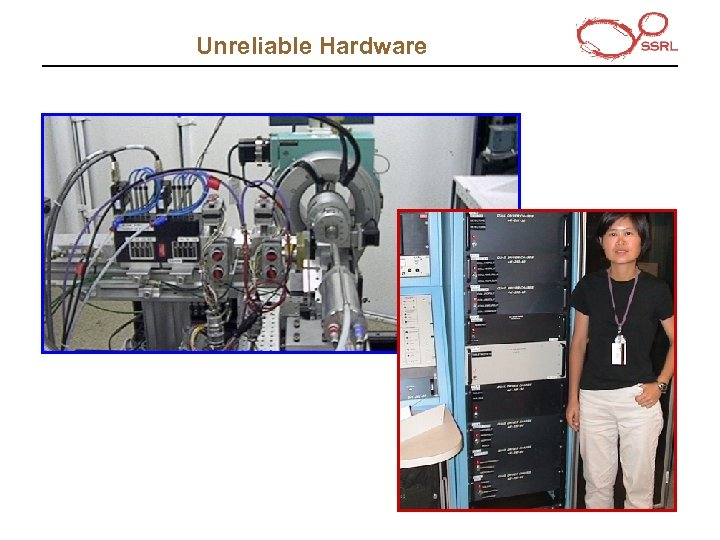 Unreliable Hardware