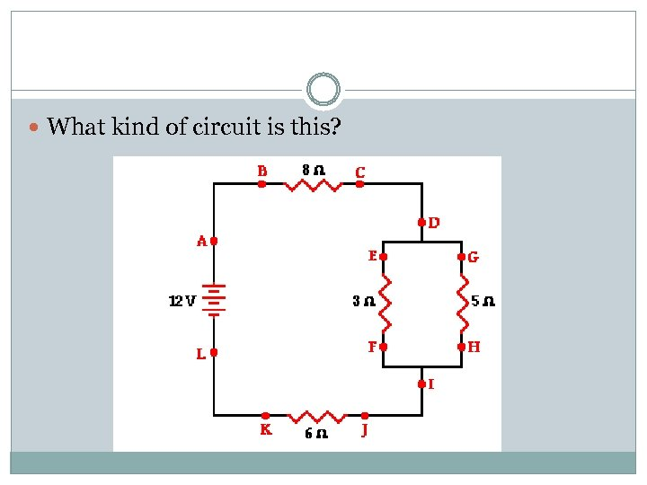 What kind of circuit is this?
