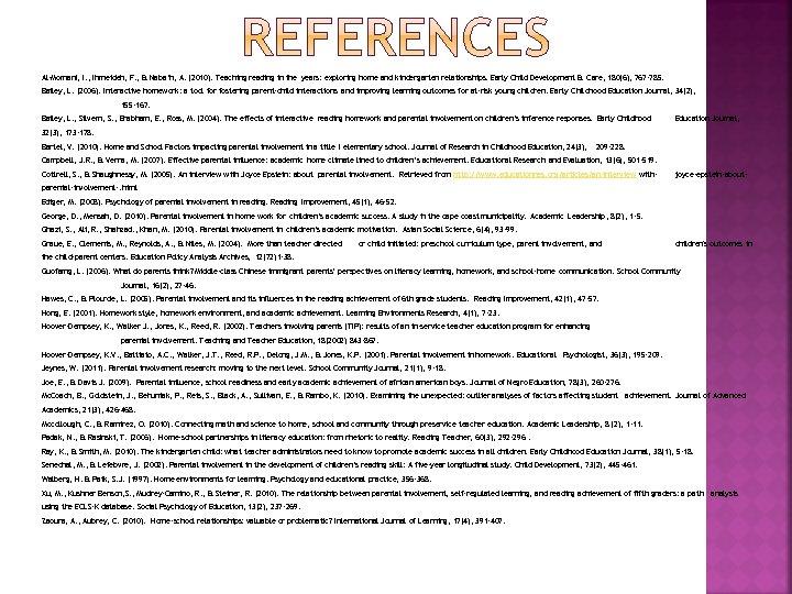 Al-Momani, I. , Ihmeideh, F. , & Naba'h, A. (2010). Teaching reading in the