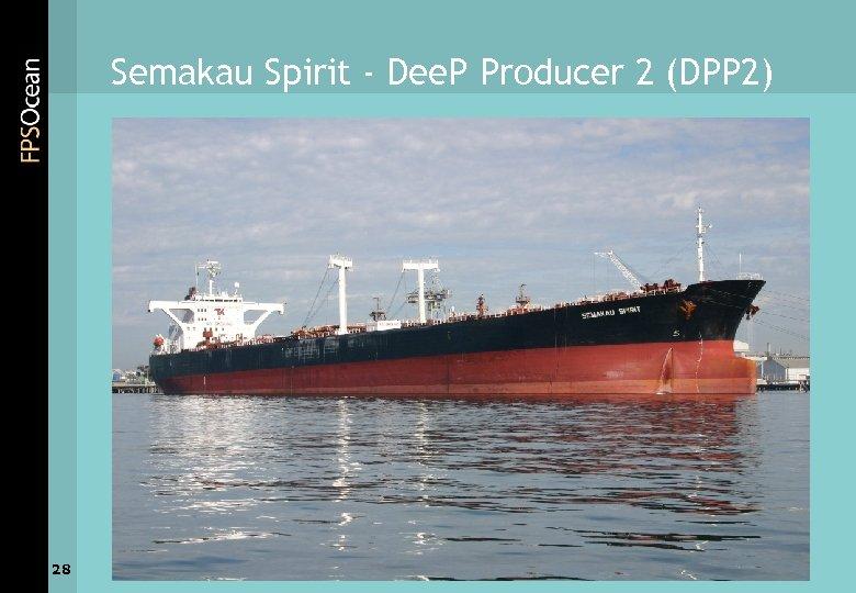 Semakau Spirit - Dee. P Producer 2 (DPP 2) 28