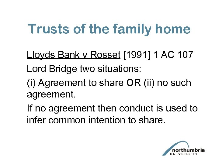 lloyds bank plc v rosset 1991