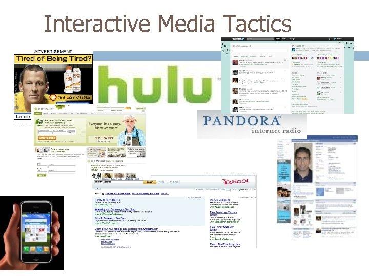 Interactive Media Tactics 5