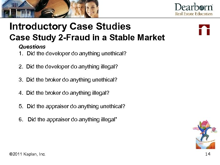 Introductory Case Studies Case Study 2 -Fraud in a Stable Market Questions 1. Did