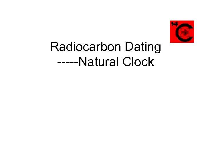 Carbon dating PPT presentasjon