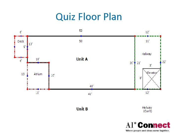 Quiz Floor Plan