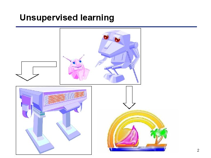 Unsupervised learning 2