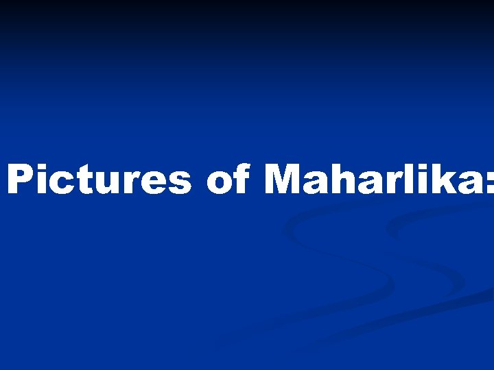 Pictures of Maharlika: