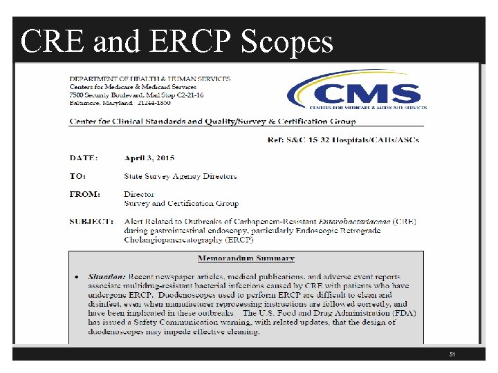 CRE and ERCP Scopes 51