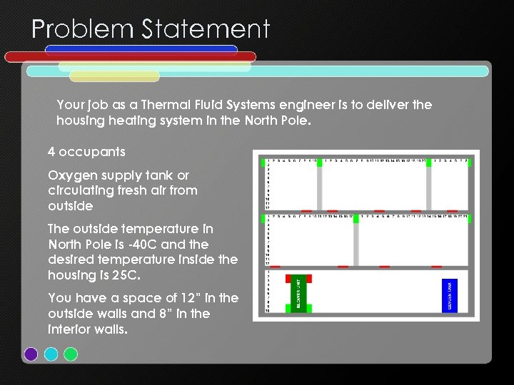 Problem Statement Your job as a Thermal Fluid Systems engineer is to deliver the