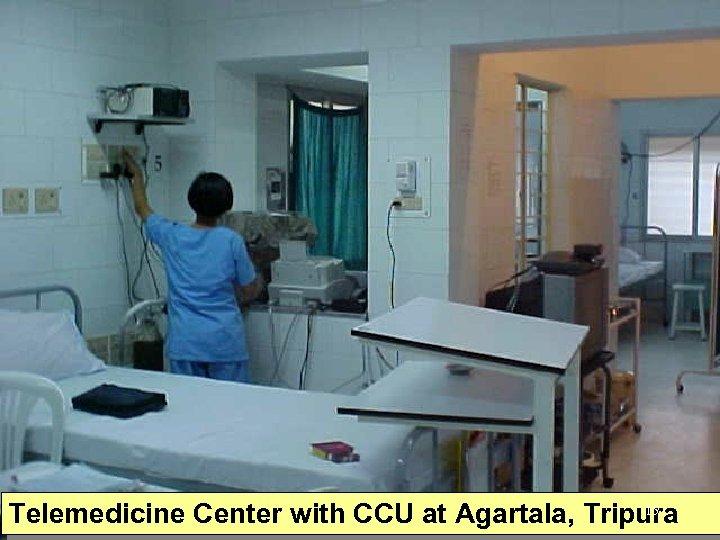 15 Telemedicine Center with CCU at Agartala, Tripura 14