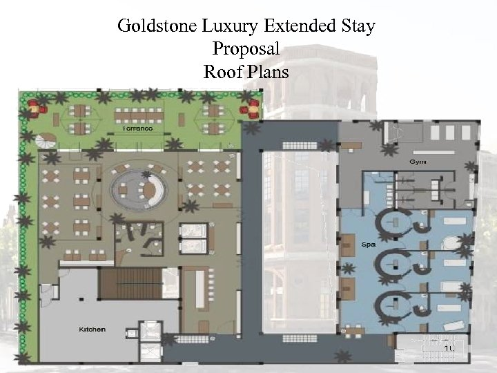 Goldstone Luxury Extended Stay Proposal Roof Plans 10