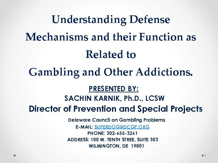 hotline diametrically addiction gambling