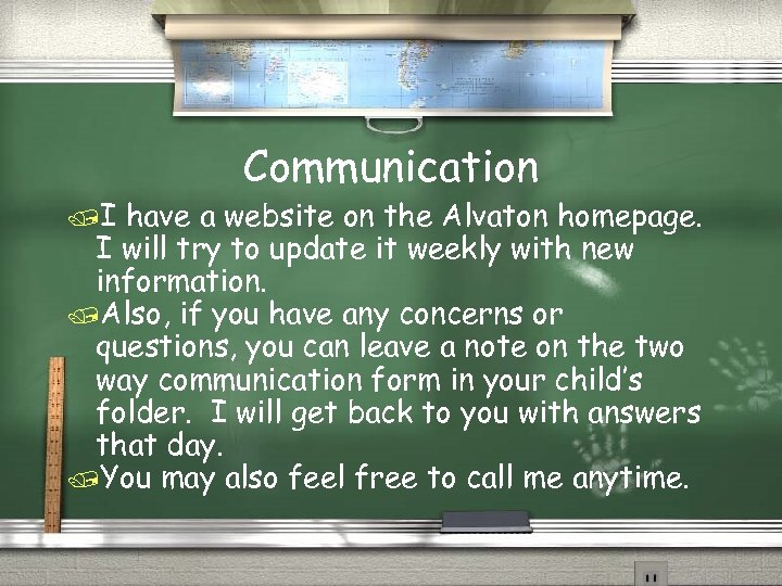 /I Communication have a website on the Alvaton homepage. I will try to update