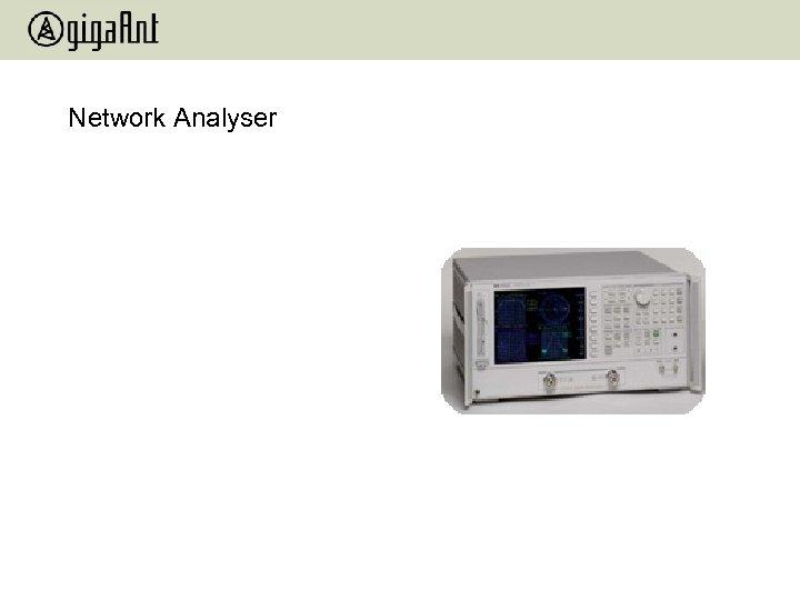 Network Analyser