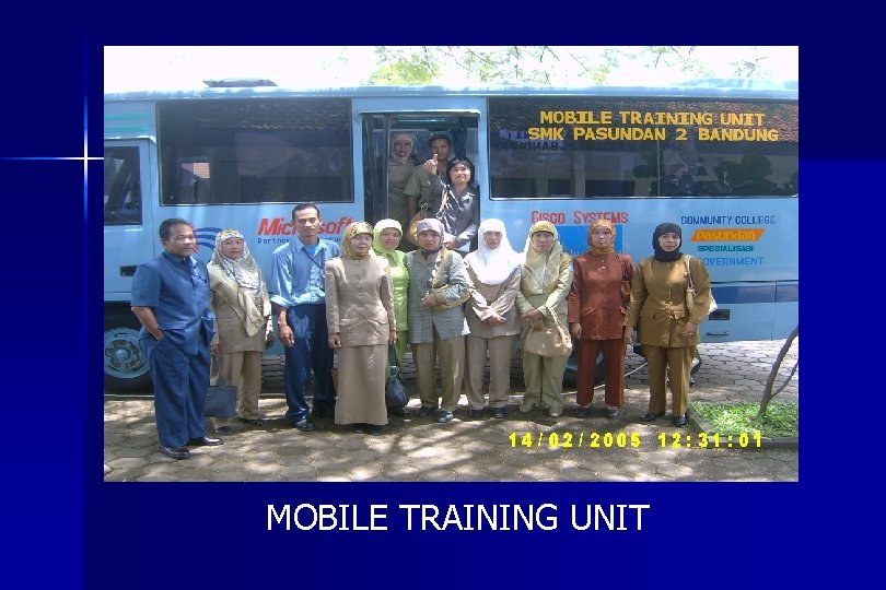 MOBILE TRAINING UNIT