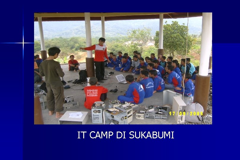 IT CAMP DI SUKABUMI