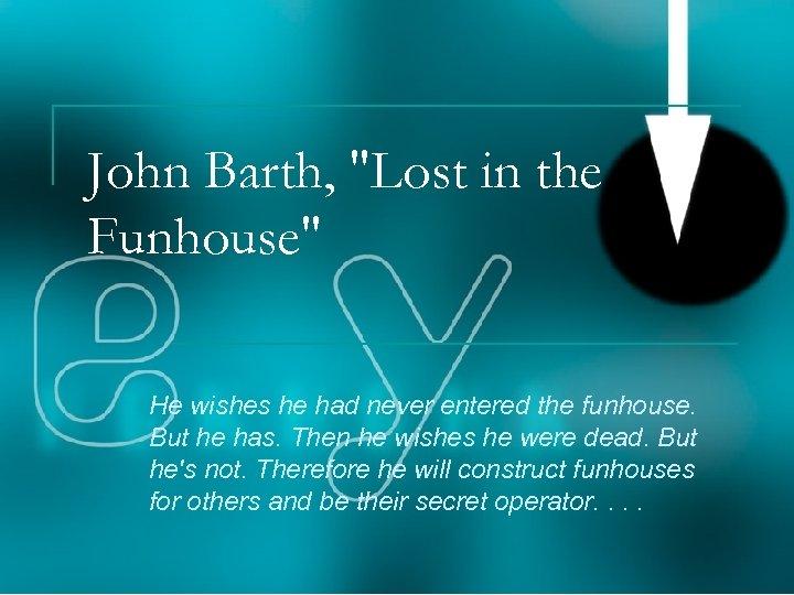 John Barth,