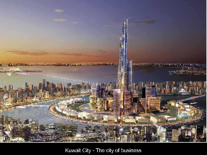 Kuwait City - The city of business