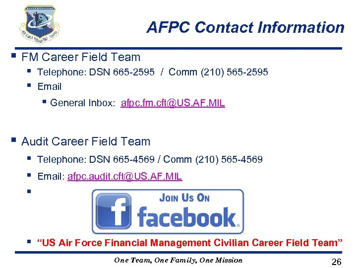 Air Force Personnel Center Air Force Civilian Career