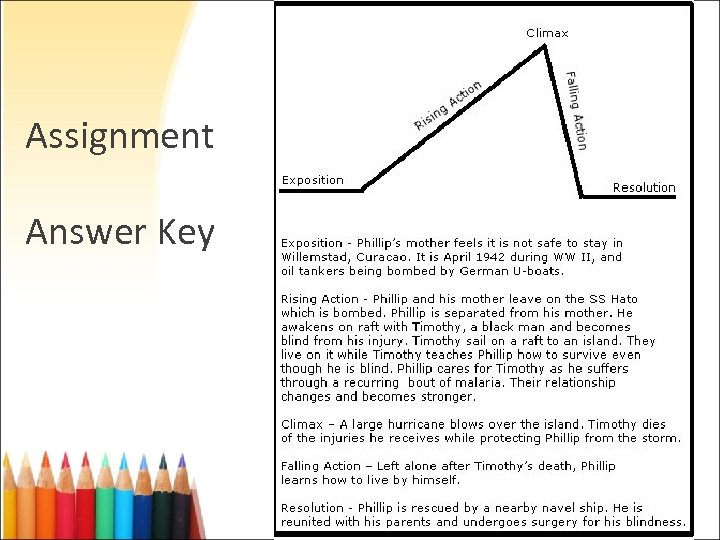 Assignment Answer Key