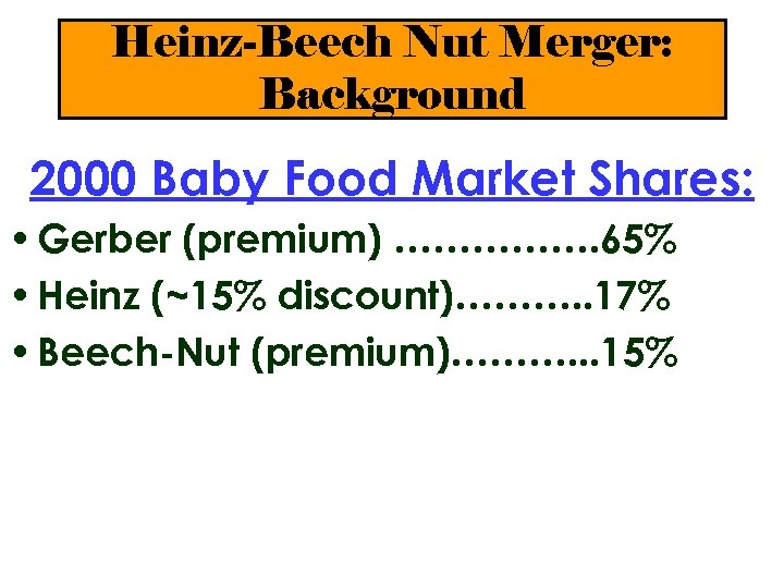 ethical analysis of beech nut case Access to case studies expires six months after purchase date publication date: february 06, 1992 the ceo of beech-nut nutrition corp must decide what to do when he receives information that the.