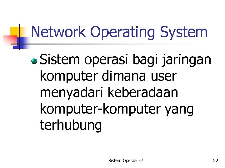 the attributes of a multi user and a network operating system Netware network operating system providing high-performance network services has been superseded by open enterprise server line, which can be based on netware or linux to provide the same set of services.