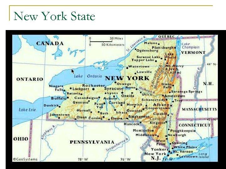 New York State n