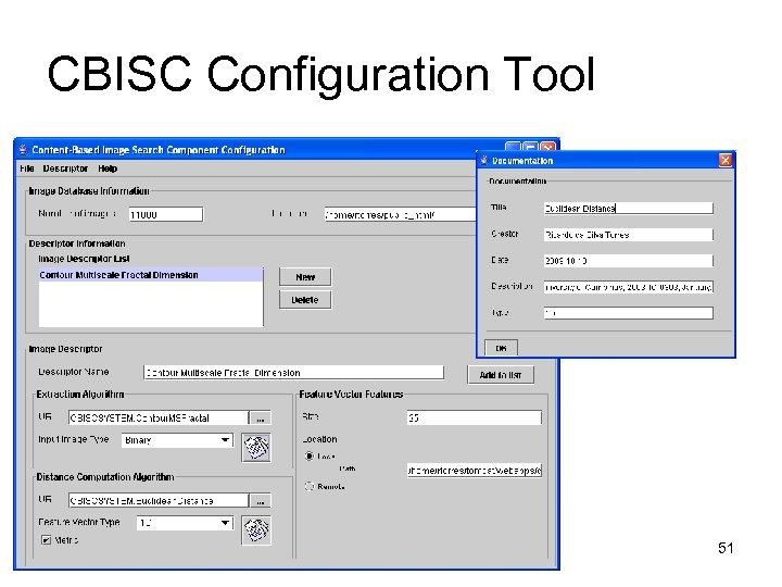 CBISC Configuration Tool 51